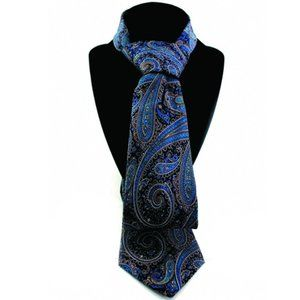 Claybrooke Tie Mens Multi Color 100% Silk #T0190